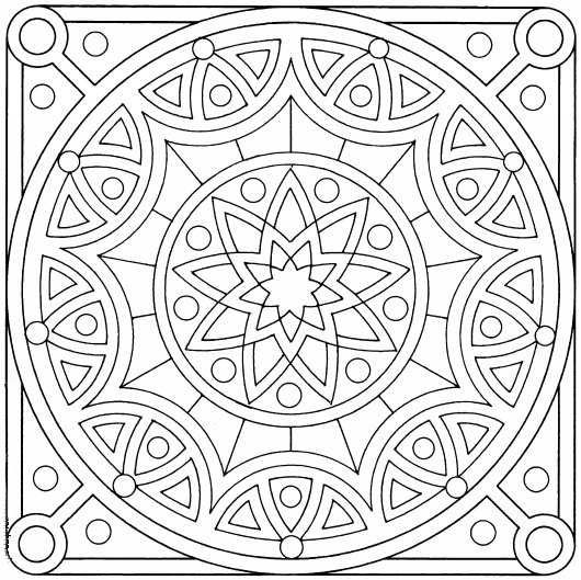 Islamic Art Lesson For Kids: A Look At Arabic Tiles - Kid World Citizen