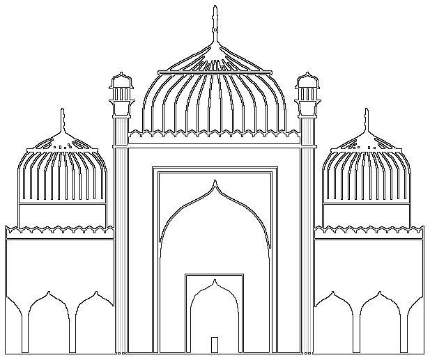 mosque kaaba